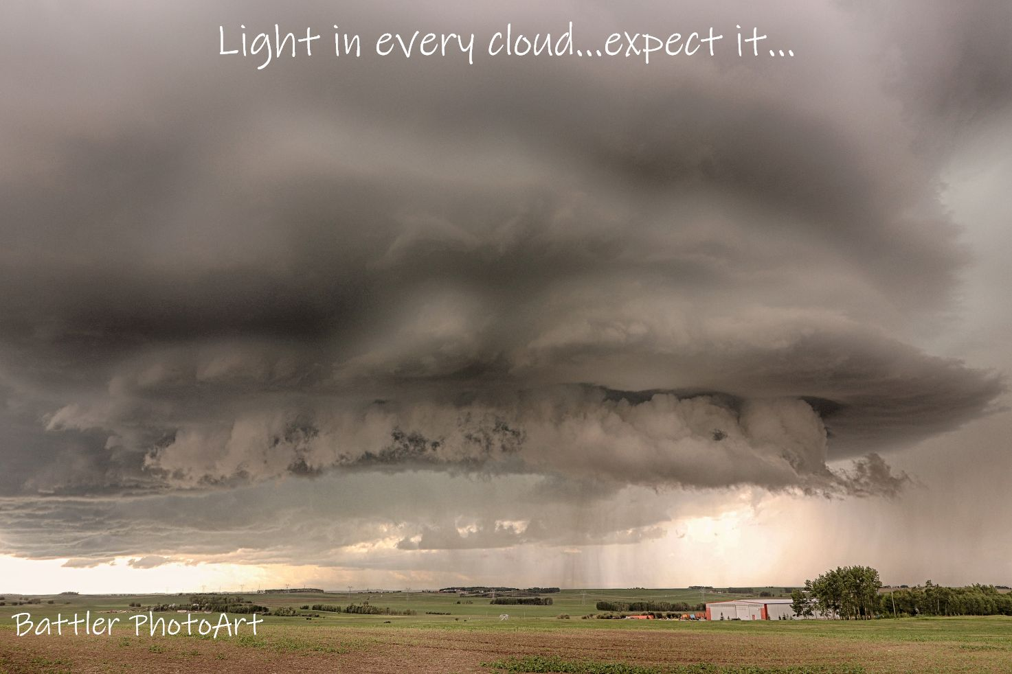 Light In The Clouds